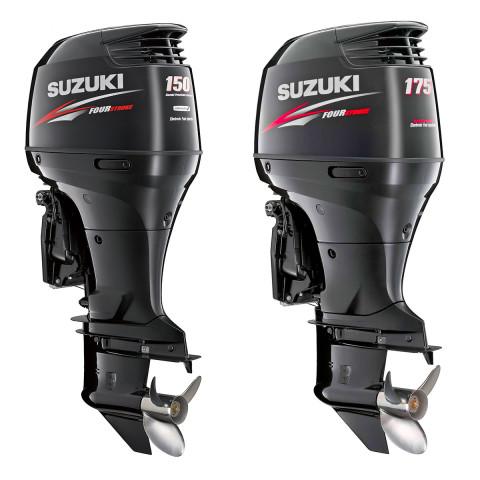 Suzuki DF150 DF175