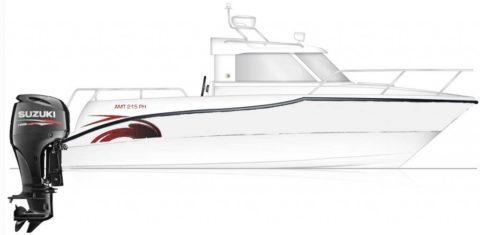 AMT 215 PRO FISHING