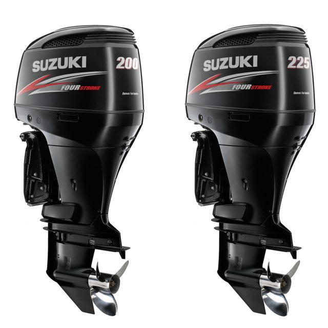 Suzuki DF200 DF225