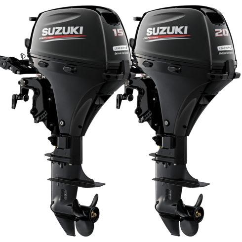 Suzuki DF15A DF20A